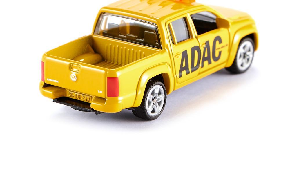 Jucarie - ADAC-Pick-Up - Yellow   Siku - 2