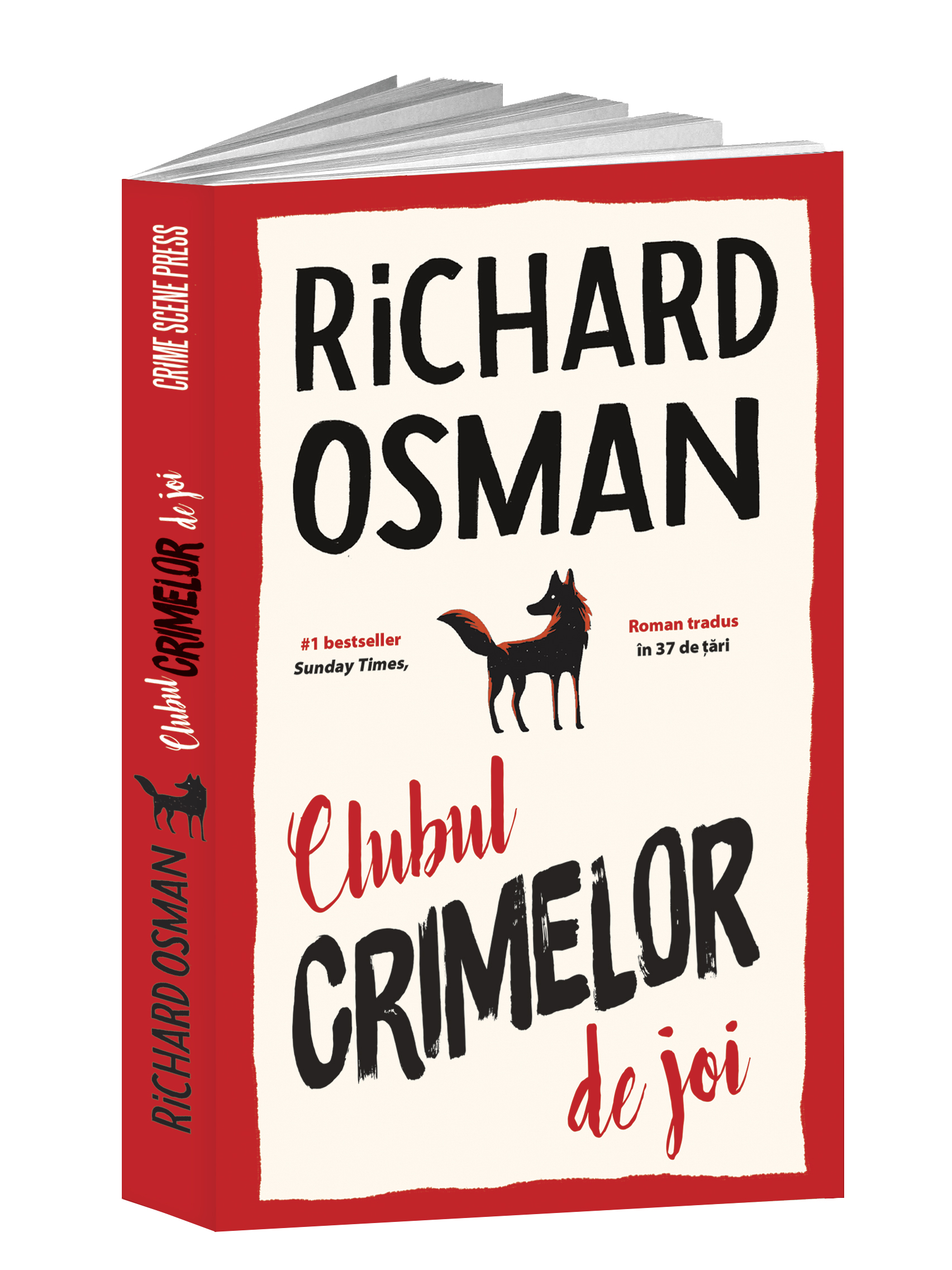 Clubul Crimelor de Joi | Richard Osman