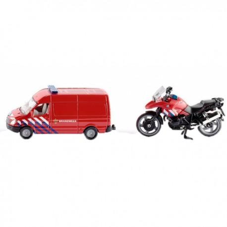 Set jucarii - Fire Brigade - mai multe modele | Siku - 1