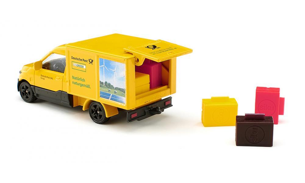 Jucarie - Streetscooter - Yellow   Siku - 4