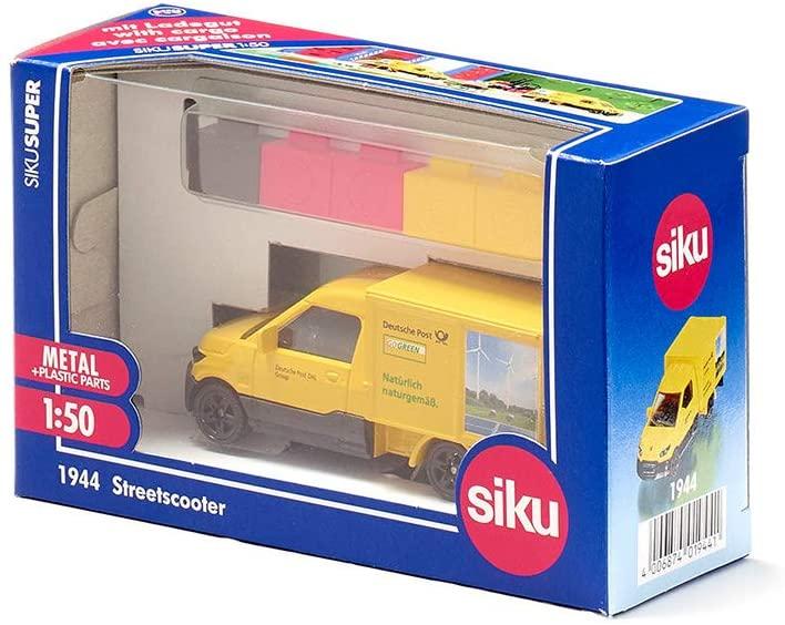 Jucarie - Streetscooter - Yellow   Siku - 2
