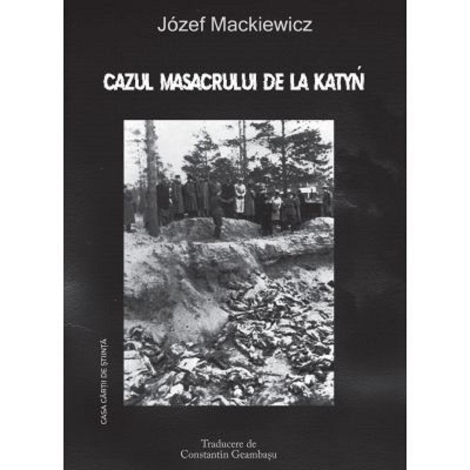 Cazul Masacrului de la Katyn
