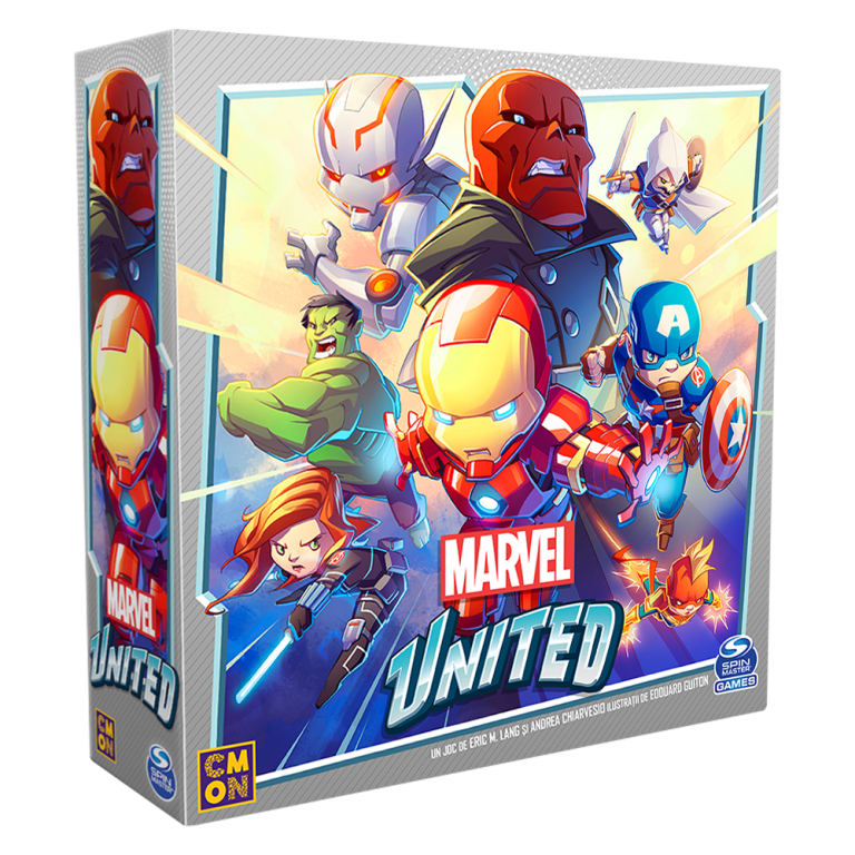 Marvel United | CMON Limited