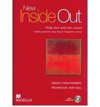 New Inside Out Upper Intermediate Workbook With Key