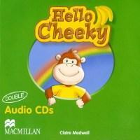 Hello Cheeky CD