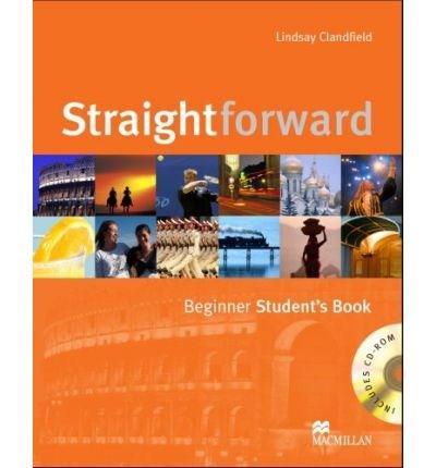 Straightforward Beginner Student's Book