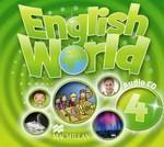 English World 4 Class Audio CD