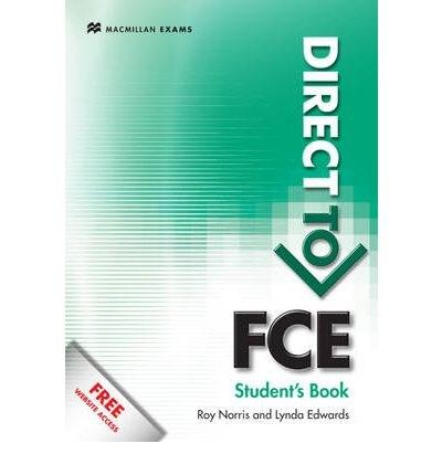 Direct to FCE Student's Book With Key & Website Pack