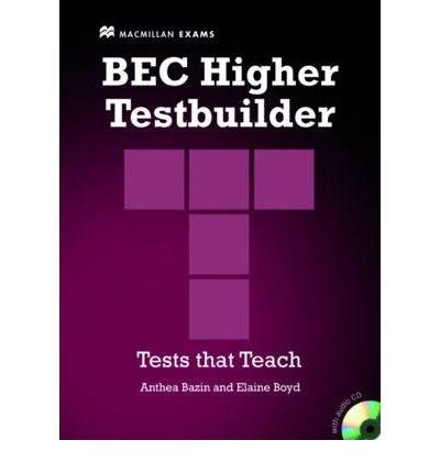 BEC Higher Testbuilder with Answer Key and Audio CDs