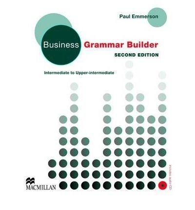 Business Grammar Builder - Second Edition