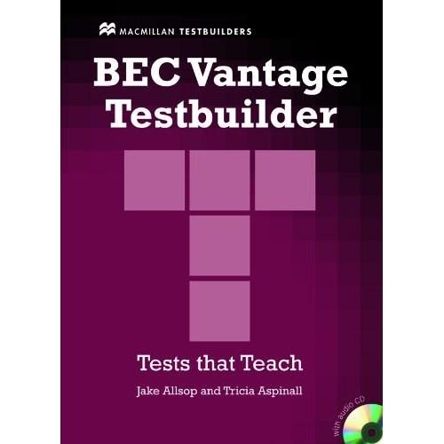 BEC Vantage Testbuilder with Answer Key and Audio CDs