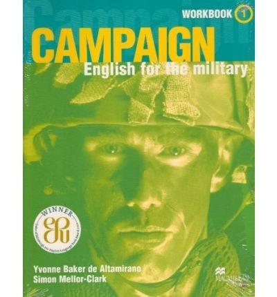 Campaign Level 1 Workbook + CD