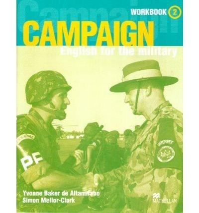 Campaign English for the Military Level 2 Workbook and Audio CD