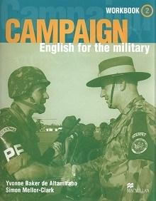Campaign English for the Military Level 3 Workbook & Audio CD Pack