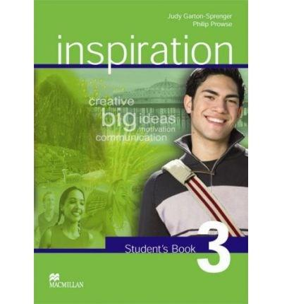 Inspiration Level 3 Student's Book
