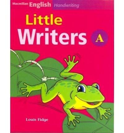Macmillan English Handwriting Little Writers A