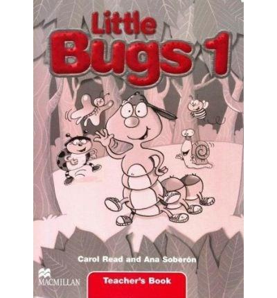 Little Bugs Level 1 Teacher's Book