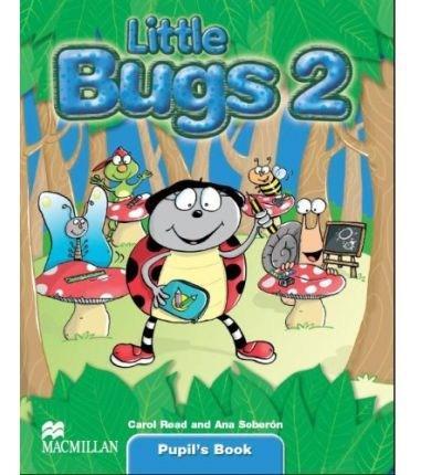 Little Bugs Level 2 Pupil's Book