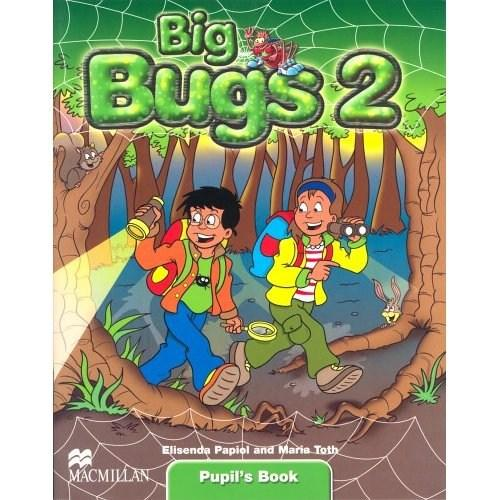 Big Bugs Level 2 Pupil's Book