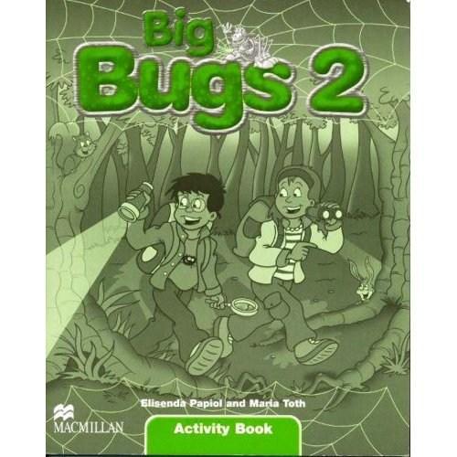 Big Bugs Level 2 Activity Book