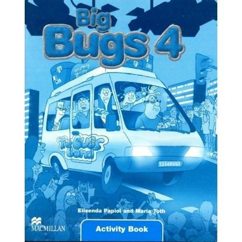 Big Bugs Level 4 Activity Book