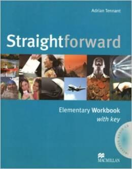 Straightforward Elementary Workbook Pack With Key