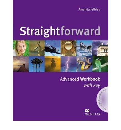 Straightforward Advanced Workbook Pack With Key