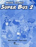 Here Comes Super Bus Level 2 Activity Book
