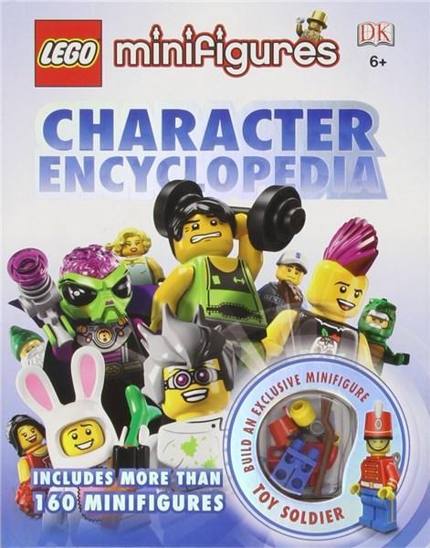 LEGO Minifigures Character Encyclopedia | Dk