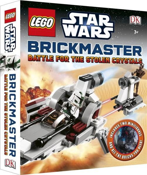LEGO Star Wars Brickmaster - Battle for the Stolen Crystals |