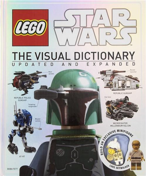 LEGO Star Wars Visual Dictionary |