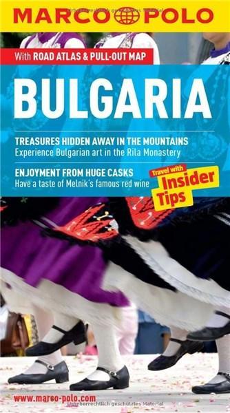Bulgaria Marco Polo Guide (2013)