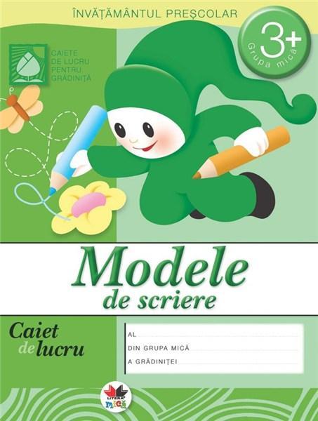 Modele De Scriere. 3 Ani