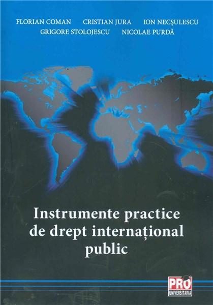 Instrumente practice de drept international public
