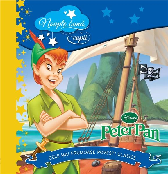 Peter Pan. Noapte Buna, Copii! | Disney