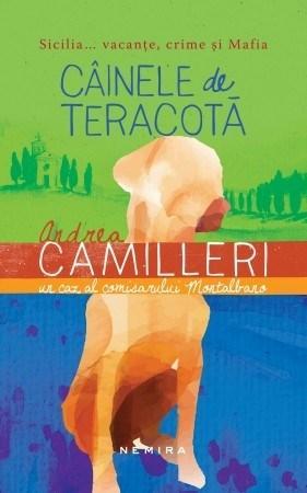 Cainele de teracota | Andrea Calogero Camilleri