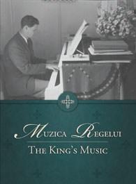 Muzica regelui (carte & CD) |