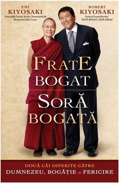 Imagine Frate Bogat, Sora Bogata - Robert T - Kiyosaki, Emi Kiyosaki