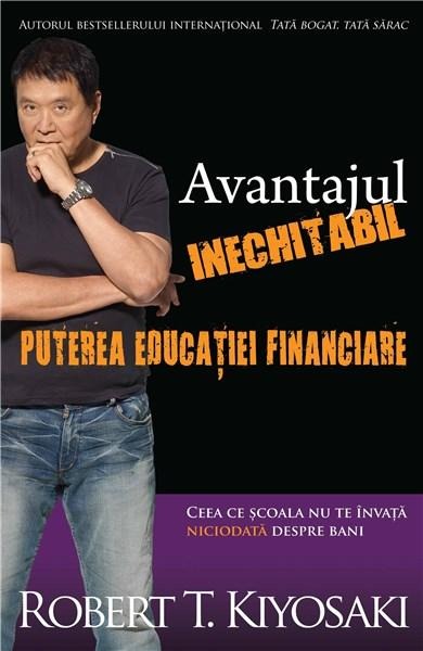 Imagine Avantajul Inechitabil - Robert T - Kiyosaki