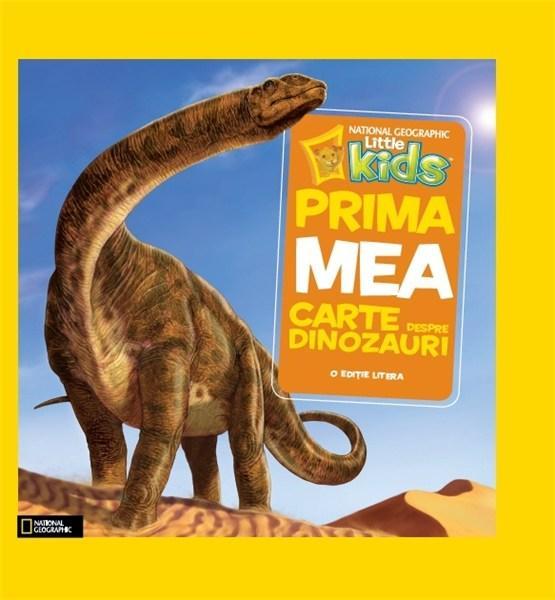 De Ce? Prima Mea Carte Despre Dinozauri  