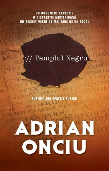 Templul Negru | Adrian Onciu
