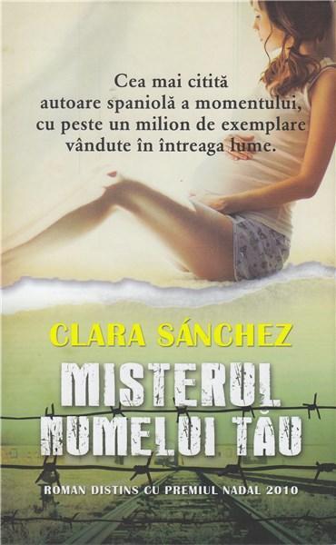 Misterul numelui tau | Clara Sanchez
