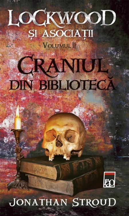 Craniul din biblioteca | Jonathan Stroud
