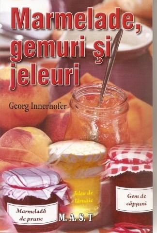 Marmelade, gemuri si jeleuri