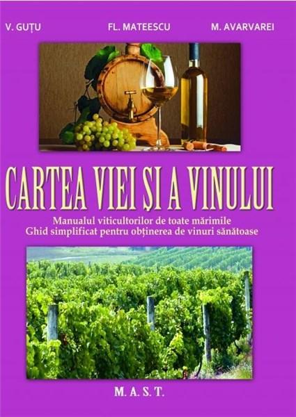 Cartea viei si a vinului