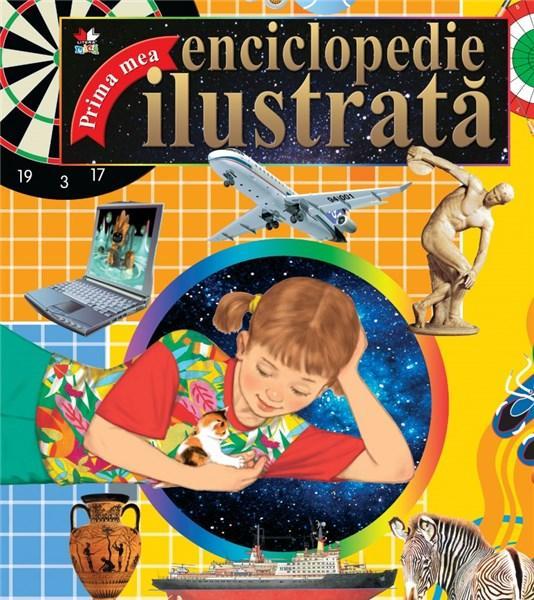 Prima mea enciclopedie ilustrata | Leonid Galperstein, Vera Aristova