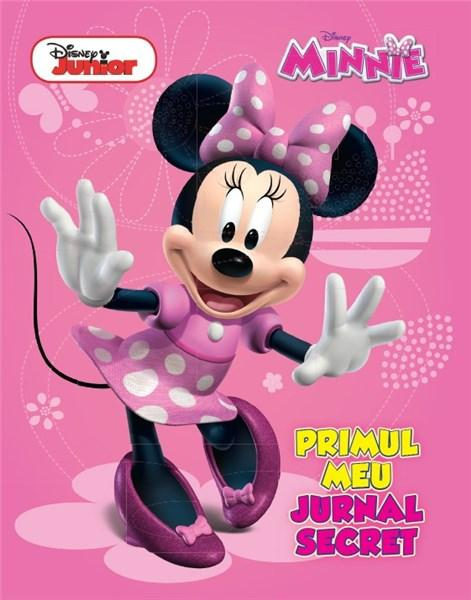 Disney. Minnie. Primul meu jurnal secret