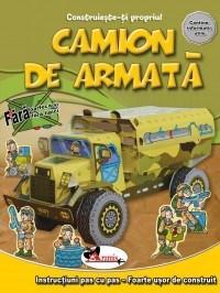 Construieste-ti propriul camion de armata