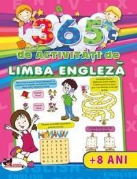 365 de activitati de limba engleza (+8ani) |