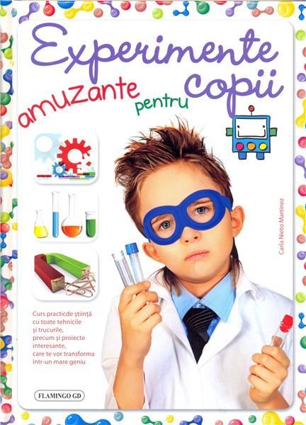 Experimente Amuzante Pentru Copii | Carla Nieto Martinez